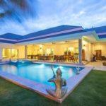 01 Palm Villas 4 Bedroom House