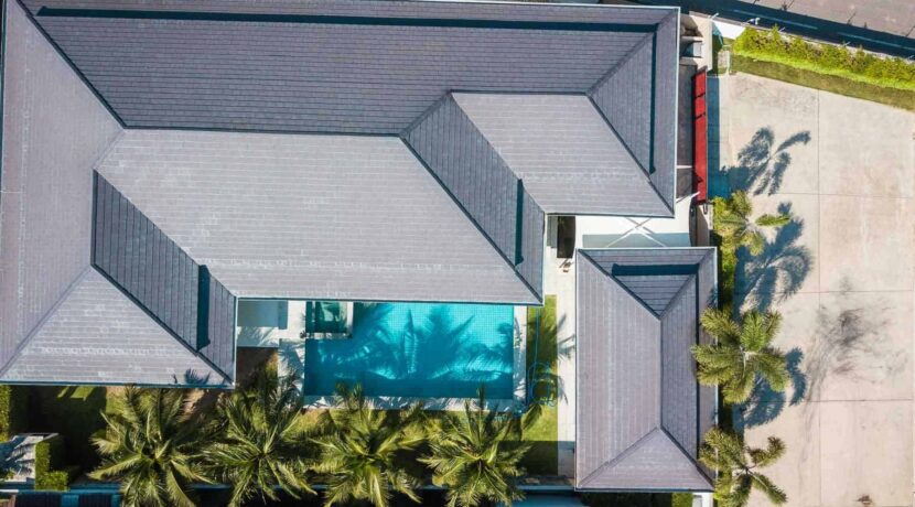 01D PV House#24 Birdseye view