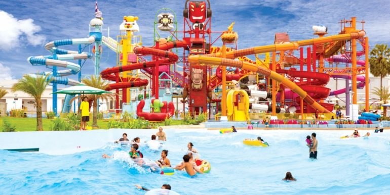 Amazon Waterpark