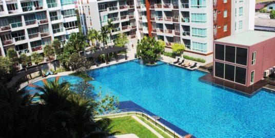 High floor condo in Hua Hin at The Seacraze