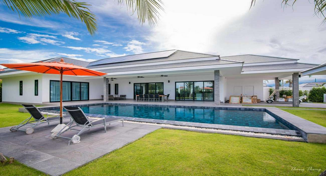 Brand new luxury Pool Villas in Hua Hin o Cha-Am