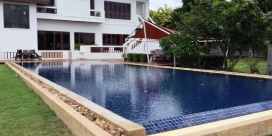 Exceptional Pool Villa in Hua Hin at Palm Hills Golf Resort