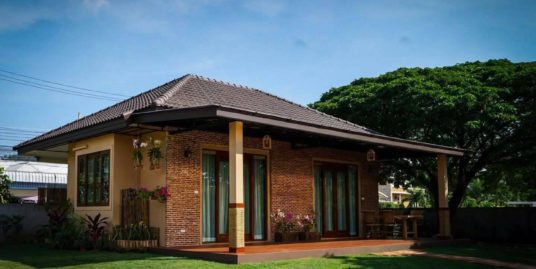 Cozy House in Hua Hin on large land near Downtown
