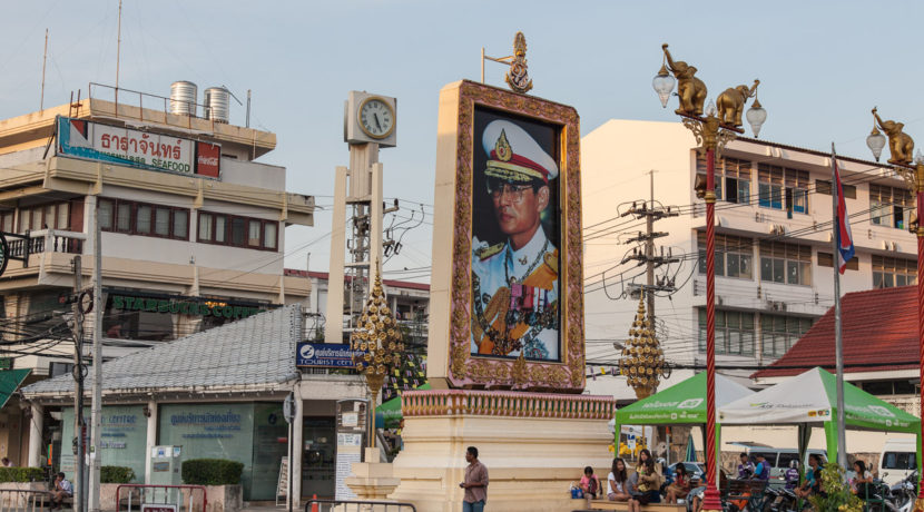 02 Hua Hin Clock Tower