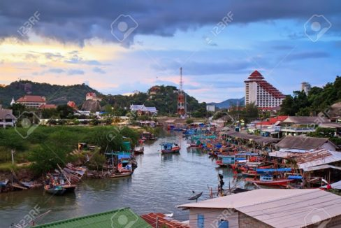 04 Fisherman's Village at Khao Takiab