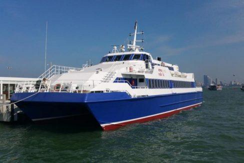 07 Ferry Hua Hin to Pattaya