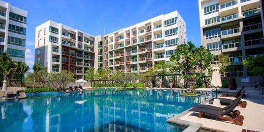 Top-Floor Condo in Hua Hin at The Seacraze