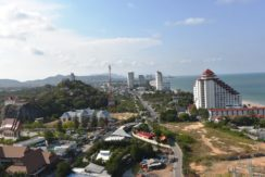 17 View to Hua Hin city skyline