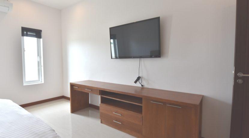 41 Bedroom #2 TV set