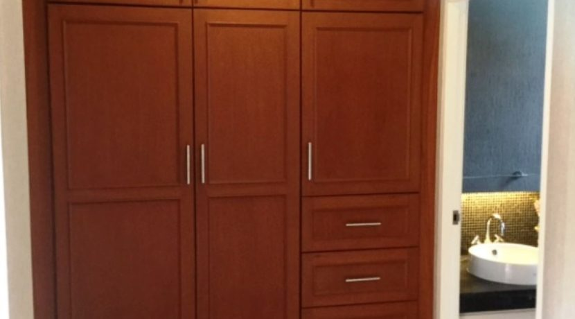 42 Bedroom #2 wardrobe
