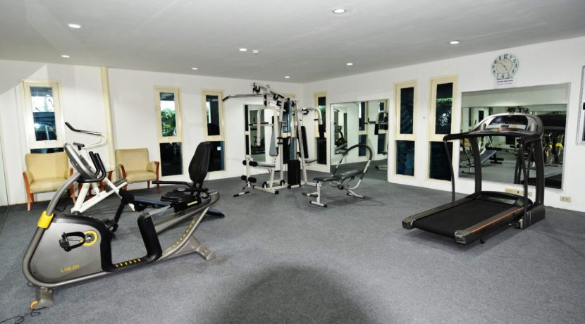 95 Fitness center