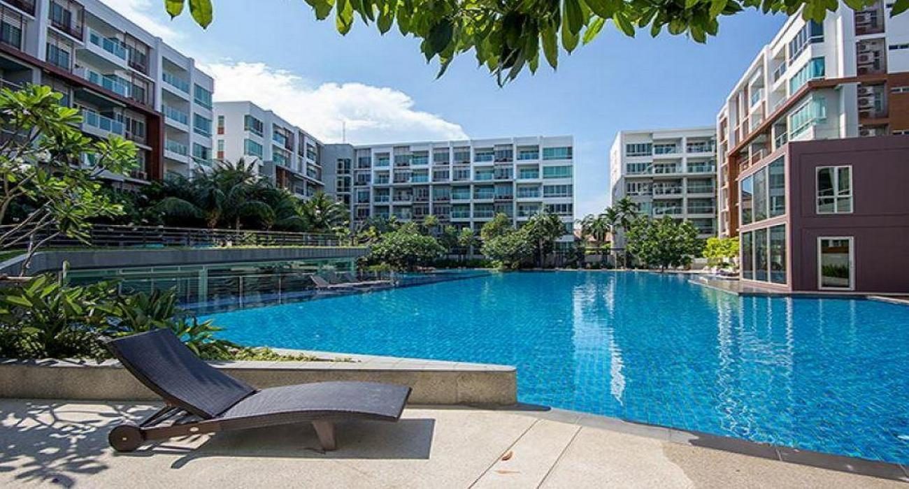 Luxury Beach Condo at The Seacraze in Hua Hin