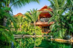 Exotic Thai-Bali Style Villa at Palm Hills Golf Resort