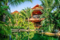 Thai-Bali style villa