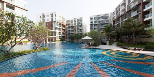Luxury Two Bedroom Condo in Hua Hin at The Seacraze