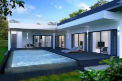Type-B Villa Terrace