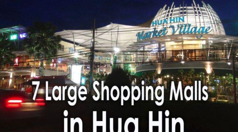 06 Hua Hin Shopping Malls 1