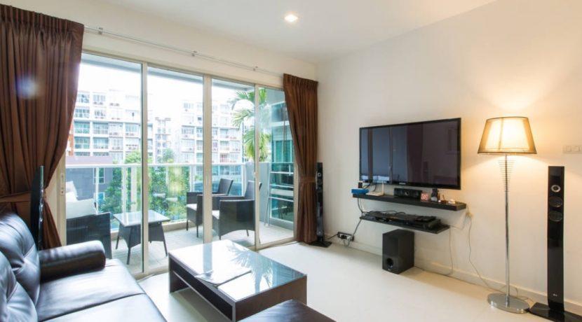 Quality furniture, Large TV-set/Audio