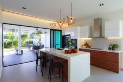 26 Kitchen exits to covered patio