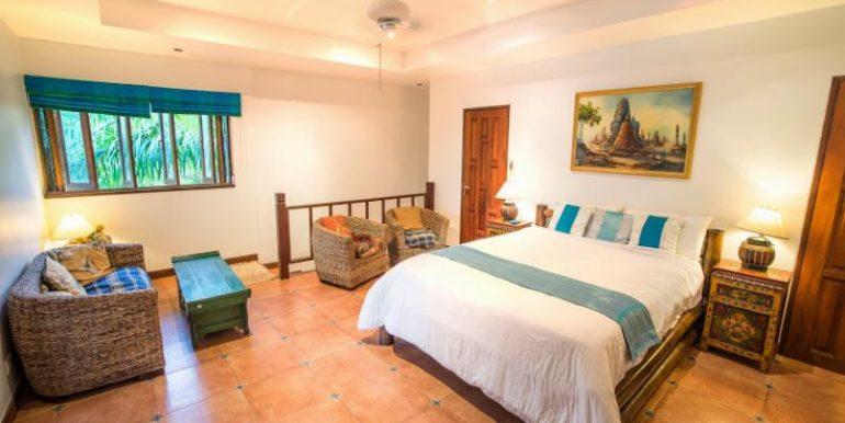 Bedroom #3 with en-suite bathroom
