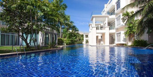 Luxury Beach Condo in Hua Hin at Blue Lagoon Resort