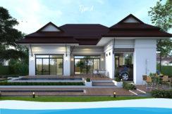 01A Villa type A 3 bed 2 bath 238 sqm 1