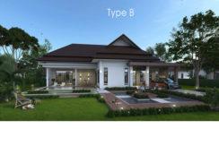 01B Villa type B 3 bed 2 bath 308 sqm 1