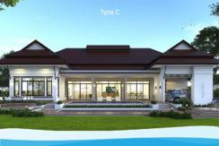 01C Villa type C 3 bed 3 bath 385 sqm 1