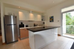 21 Fully fitted European style kitchen