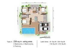 Floor Plan A 1