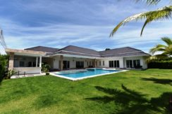 01 Palm Villas 5 Bed Luxury Pool Villa