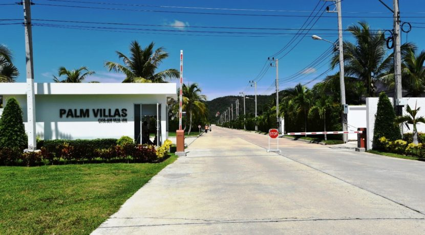 01 Palm Villas Community