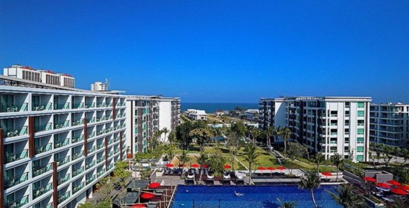 Beach Condo in Hua Hin/Khao Takiab at Amari Residence