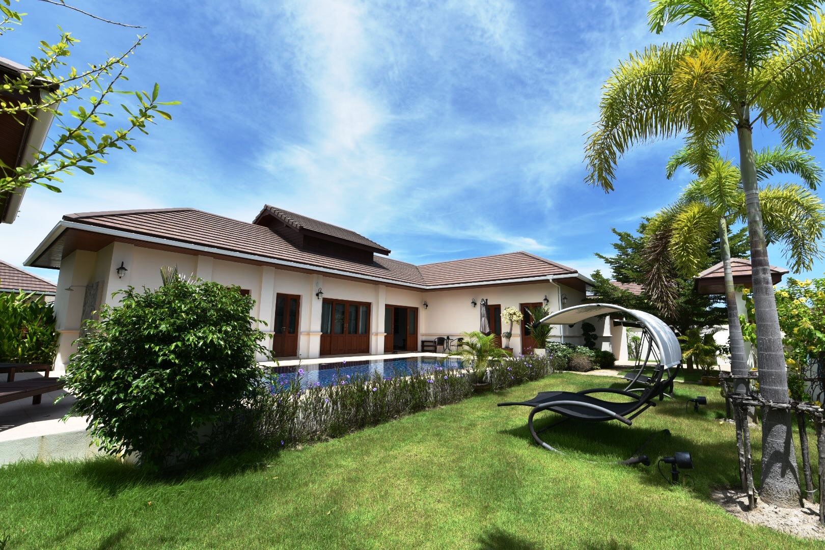 Luxury Balinese style Pool Villa in Hua Hin at Hillside Hamlet5