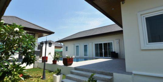 Nice Pool Villa in Hua Hin near Palm Hills Golf Resort