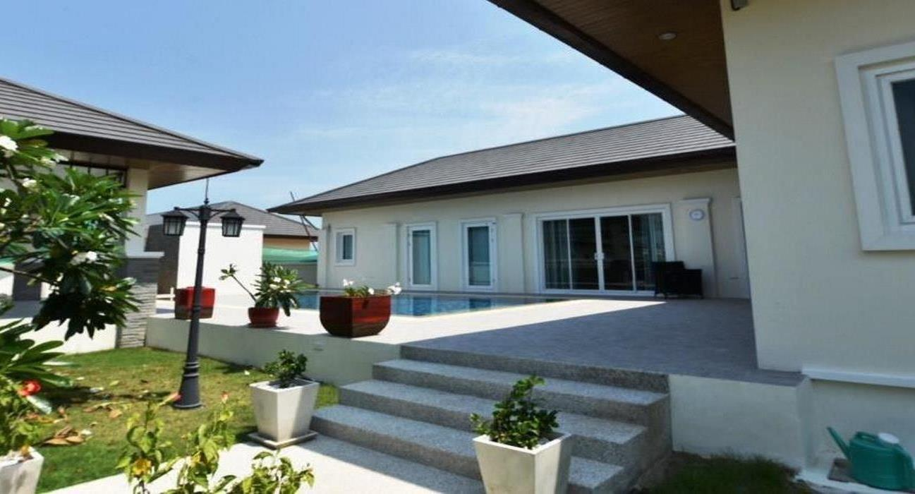 Nice Pool Villa in Hua Hin near Palm Hills Golf Resort
