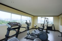 04 Rooftop gym room