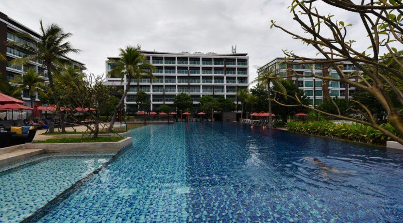 05 Amari Resort pool area 30x60 meter