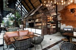 03 Air Space restaurant at Seacraze gate