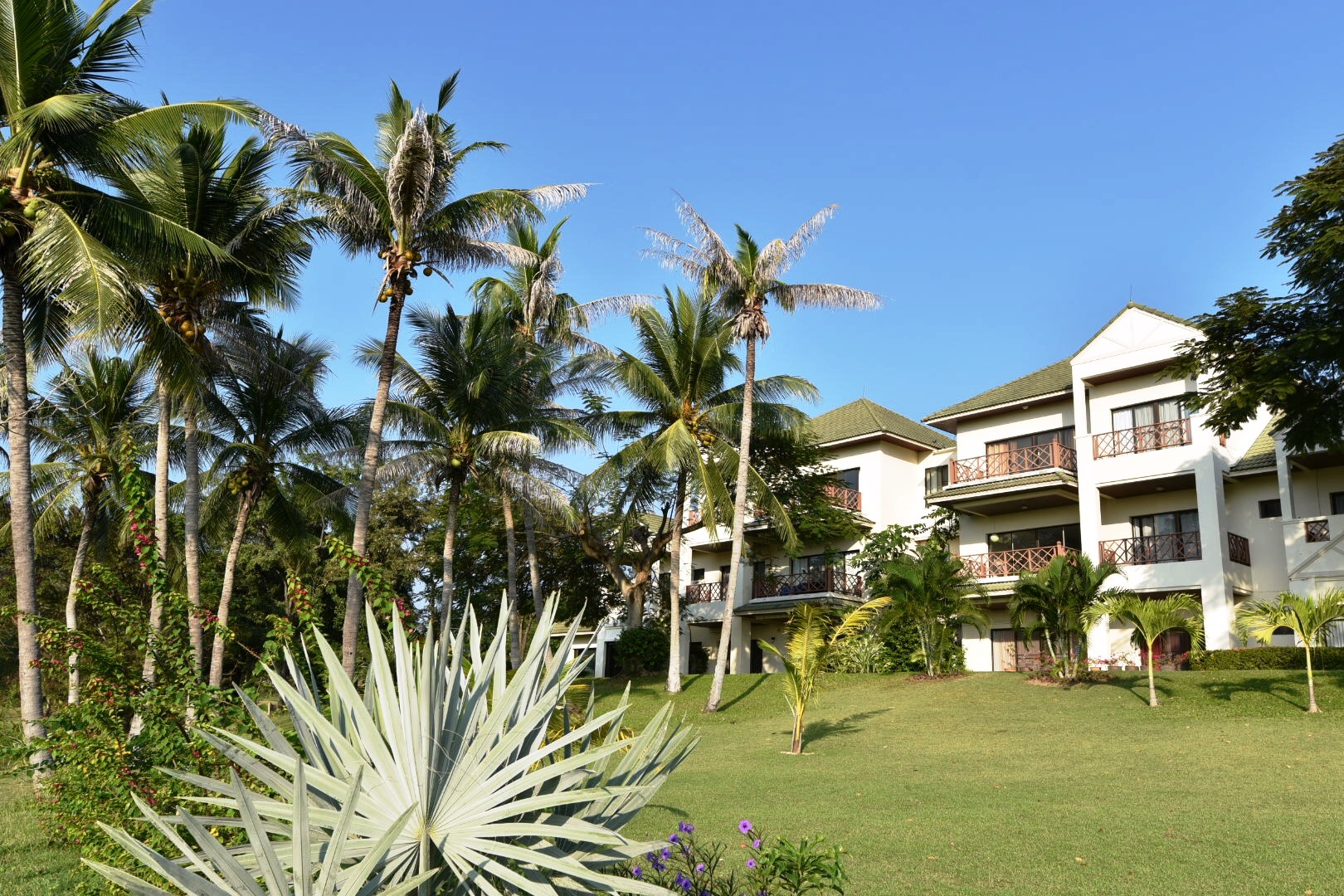 Golf Condo with great View in Hua Hin at Palm Hills
