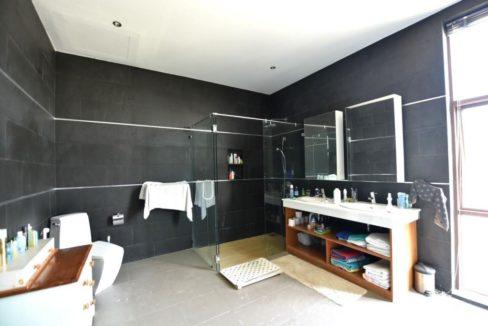 55 Ensuite master bathroom