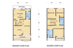 98 TPS House Floorplan