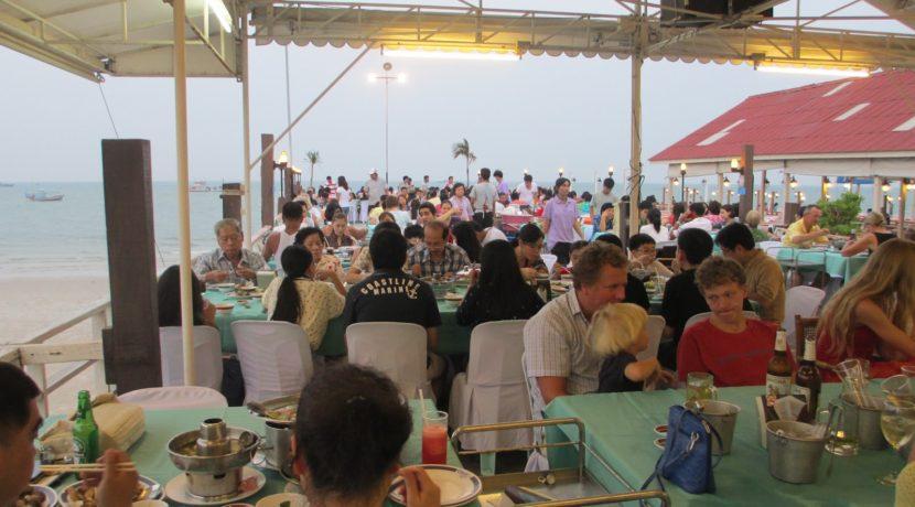 05 Hua Hin seafood restaurant