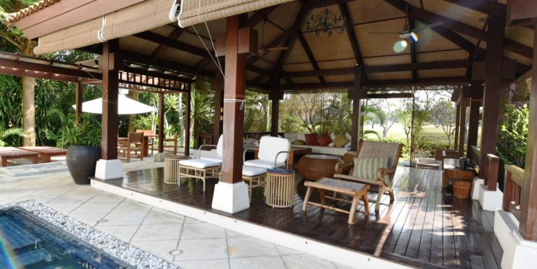 10 Large sala for outdoor living