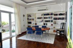 45 Upstairs office room