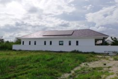 90 House equipped with 6KW Solar panel