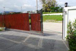 91 Alu made electric gate