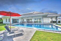 01 Three bedroom Pool Villa 298 sqm living area