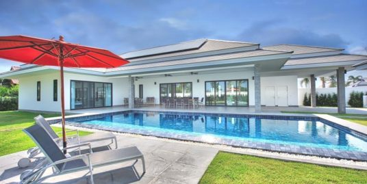 Fractional Ownership of Luxury Pool Villas in Hua Hin Thailand