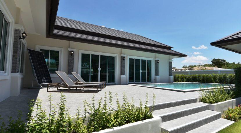 02 New 3 Bedroom Pool Villa